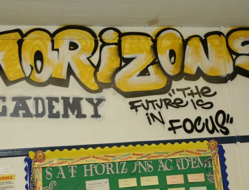 Mayor De Blasio Praises Horizons Academy