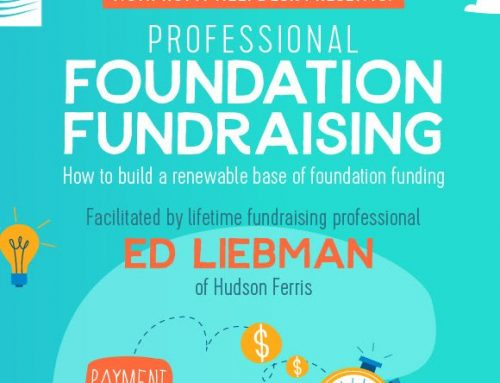 Professional Foundation Fundraising